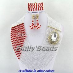 Find More Jewelry Sets Information about 2014 New Popular Red African Jewelry Sets Costume African Wedding Nigerian Beads Jewelry Sets 10 Rows Free Shipping AEJ079,High Quality jewelry game,China jewelry headpins Suppliers, Cheap jewelry making supplies pendants from Emily's Jewelry DIY Store on Aliexpress.com