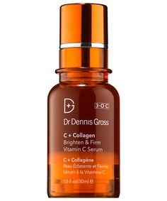 These Are the Best New Serums Your Skin Needs Now - Dr. Dennis Gross C+ Collagen Brighten