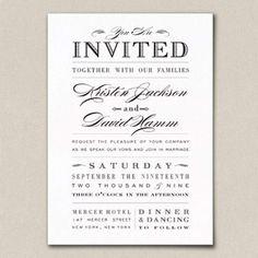 Sample Wedding Invitation Wording Couple Hosting