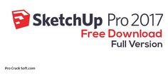 Sketchup Crack 2017 Keygen + Patch