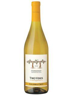 Two Vines Chardonnay | Vinhos americanos