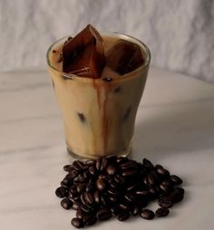 Honest, sometimes quirky food with a British twist: {Magic Coffee | Coffee Extract Ice Cubes}