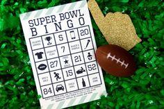 PinLaVie... Make your pins come true – Super Bowl Bingo & Other Printables