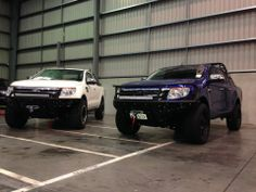 Our Ford Ranger Front Bumpers were designed to provide strength and durability with the best visual appearance on the market. Ford Ranger Pickup, Australian Models, Dream Garage, Pickup Trucks, Offroad, 4x4, Porn, Gallery, Vehicles