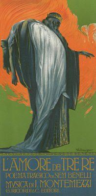 Autour de Madame Butterfly : les affiches Ricordi   Forum Opéra