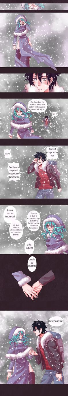 Doujinshi Gruvia parte 2. Español Creditos: pinkhinori