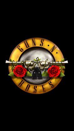 Image result for logo guns n roses