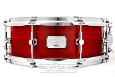 Canopus Neo Vintage M3 Snare Drum 14x5.5 With these unique drums Canopus has brought back the drum sound that was immensely popular from the mid 1960s through to their peak in the 1980s. Since that time fiber drums have become increasingly difficult to find. Purchase Here: http://www.drumcenternh.com/drums/snare-drums/canopus-neo-vintage-m3-snare-drum-14x5-5.html