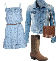 """""""country girl"""" by sierra-faye-stanley ❤ liked on Polyvore"""