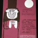"""""""Lessing is a Blessing!"""" Vintage Lessing-Flynn ads from the 1960's. Used as direct mailers and placed as ads in small pubs around Des Moines."""