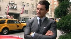 David Gandy: Life as a Mega Successful Male Model - Nightline PREVIEW (airing may 31 2013 at 12:30 ET / 5:30 UK on ABC)