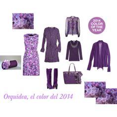 orquidea,el color del 2014