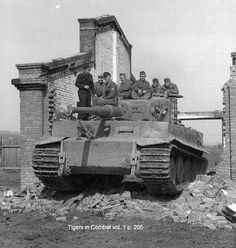 A German Tiger