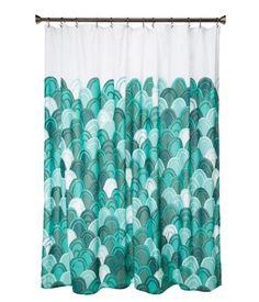 Danica Studios Emerald City Shower Curtain