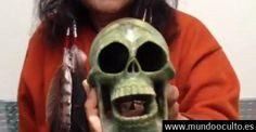 Te atreves a escuchar el aterrador sonido del Silbato Azteca de la Muerte?