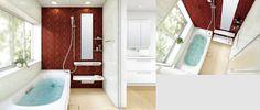 ほっカラリ床・エアインシャワー・魔法びん浴槽でとっても気持ちいい!TOTOのシステムバスルーム「サザナ」