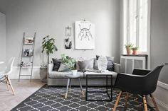 Post: Apartamento individual bien aprovechado --> Apartamento individual bien aprovechado, blog decoracion interiores, decoracion dormitorios, decoración en grises madera natural, decoración nórdica, decoración pisos pequeños, estilo nórdico, piso individual