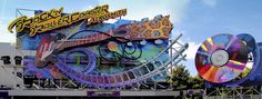 Rock'n'roller Coaster avec Aerosmith | Attractions | Disneyland Paris