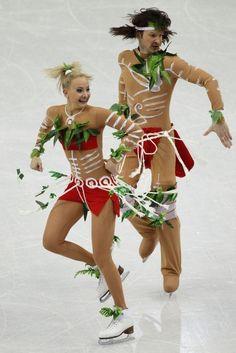 Figure Skating Ice Dance - Day 10