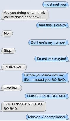 Naughty Texts You Can Try To Creep Out Someone