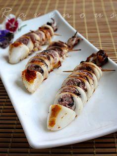 1/2 lb ground pork 1 tsp fish sauce 1 tsp ground pepper 1 tsp sugar 1/2 tsp salt 1 minced shallots or small onion, diced 1/2 cup bean thread...