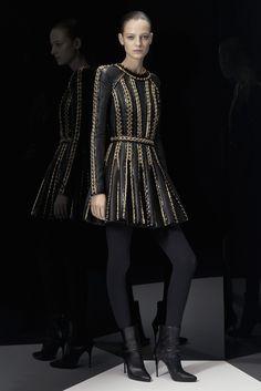 Balmain Pre-Fall 2014 - Slideshow - Runway, Fashion Week, Fashion Shows, Reviews and Fashion Images - WWD.com