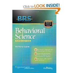 Brs Behavioural Science Epub