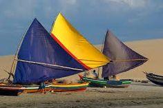 Brazilian fishing boats, Maranhao