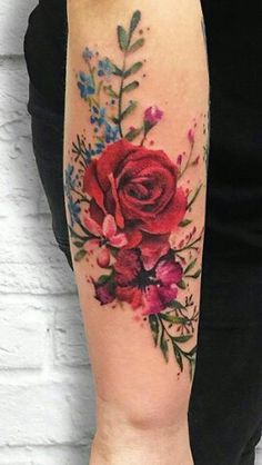 Hergestellt von Stella Luo Tätowierern in Toronto, Kanada - rose tattoos Cover Up Tattoos, Body Art Tattoos, Small Tattoos, Sleeve Tattoos, Tatoos, Tattoo Sleeves, Tattoo Art, Mehndi Designs, Tattoo Designs