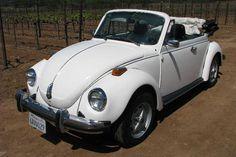 Vintage VW Bug Convertible....My Dream Car!!!!