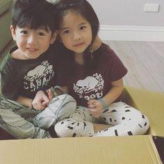 More Than 55 Baby Korean Twins Best Ideas Baby bebé gemelos coreanos mejores ideas bebé baby koreanische zwillinge beste ideen baby baby korean twins best ideas baby Cute Asian Babies, Korean Babies, Asian Kids, Cute Babies, Twin Baby Boys, Twin Babies, Baby Kids, Baby Baby, Mahal Kita