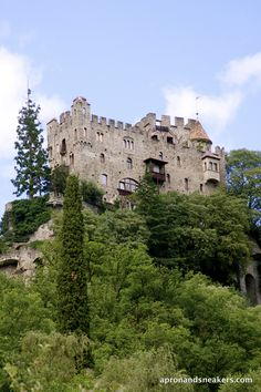 Tirol Castle is a castle near Meran - Italy  It was the ancestral seat of the Counts of Tyrol and gave the region of Tyrol its name