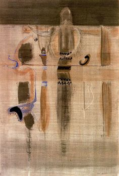 Mark Rothko, 1946 Vessels of Magic