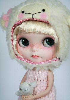 Prima Dolly PARIS Blythe by Freddy Tan
