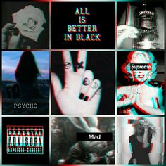 Black, red, blue, grunge, insane, phsyco, mad, glitch, dark, neon, light,  bright,  aesthetic,  tumblr,  moodboards,  follow @f.aesthetic_ on instagram for more Death Aesthetic, Gothic Aesthetic, Aesthetic Grunge, Blue Aesthetic, Aesthetic Collage, Quote Aesthetic, Aesthetic Pictures, Glitch, Black And White Aesthetic
