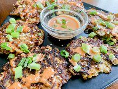 Gluten Free Okonomiyaki - Japanese-Style Cabbage Fritters Sin Gluten, Gluten Free Soy Sauce, Lectin Free Foods, Lectin Free Diet, Plant Paradox Diet, Longevity Diet, Veggie Fritters, Vegetarian Cabbage, Vegetarian Recipes