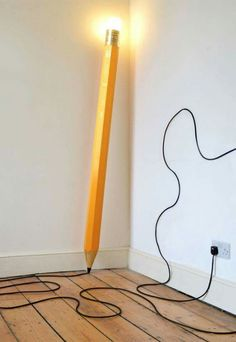 HB lamp by Michael & George...amazing
