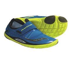 Men's Saucony minimalist running shoes $54.95