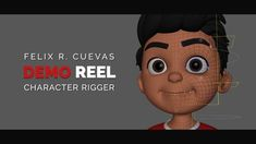 In this video,Character Rigging Artist Felix R. Cuevas shows his most impressive work and Amazing tools. Character Rigging, Multimedia Arts, Cg Artist, 3d Animation, Photoshop Tutorial, Art Tips, Feature Film, Drawing Tips, Rigs