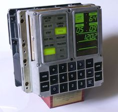 Has anyone built a replica DSKY from the Apollo Guidance Computer ...