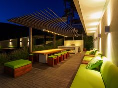 Boost the ambiance of your patios with the phenomenal charm of these patio pergola designs. These patio rehabilitation ideas will switch the boring display of … Pergola Canopy, Backyard Pergola, Pergola Kits, Gazebo, Pergola Ideas, Pergola Shade, Patio Roof, Patio Ideas, Backyard Lighting
