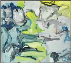 Willem De Kooning.  Untitled III