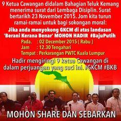 Sejarah Bakal Terukir - Nothing To Hide Di PAU 2015 !! | dinturtle - Blogger PARTI MELAYU