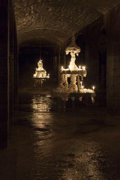 Cisternerne - Installation by Chrsistian Lemmerz