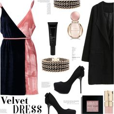 Topset:1/06/17 Holiday Party Dress by mycherryblossom on Polyvore featuring moda, Bobbi Brown Cosmetics, Smith & Cult, Bulgari, Allies of Skin, Behance, dress, polyvoreeditorial, polyvorestyle and Dressunder50