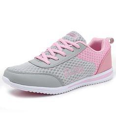 Кроссовки Для женщин Дышащая Спортивная обувь – Optimprice