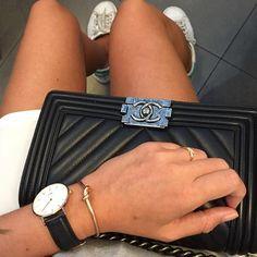 Silver Knot Bracelet by StyleRepertoire.com