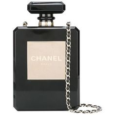 Preowned Chanel No5 Perfume Bottle Bag