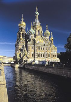 Beautiful St. Petersburg, Russia