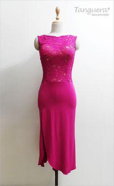 SOP17 Argentine tango dress, tango skirt, tanguera dress, tanguera skirt, 땅고드레스, 땅고스커트, 탱고드레스 'Tanguera' tanguerastyle.com